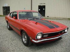 1974 Ford Maverick Grabber Find parts for this classic beauty at http://restorationpartssource.com/store/