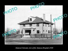 Alamosa Hospital 1920