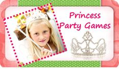 Some fun games for the Disney princess party. I especially like the 'Mulan's Catch the Dragon Challenge'.