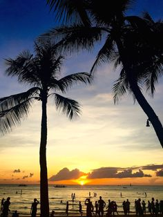 The District Boracay Philippines White Beach sunset Station 2