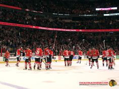 Sweet Home Chicago - saluting the MadHouse.