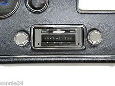 69-72 CHEVELLE EL CAMINO RADIO AM/FM IPOD USB SATELLITE Aux USA 630