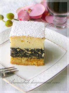 Этот сказочно-вкусный пирог увидела у Ирины irisecka ,за что ей большое спасибо.:)) Цитирую: ТЕСТО: 100 г разм. слив.…