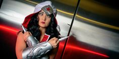 Dynamic Cosplay Presents: ACDC Wonder Woman (Suzanne)