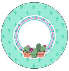 Mírame y no me toques Page Borders Design, Border Design, Logos Retro, Toddler Room Decor, Cactus Stickers, Poster Background Design, Cactus Decor, Christmas Templates, Classroom Themes