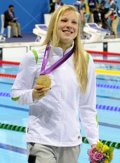 Lithuanian swimmer Ruta Meilutyte wins gold medal at 2012 Summer Olympics in . 2012 Summer Olympics, Baltic Sea, My Heritage, The Republic, Pride, Europe, Country, Sweet, Sports
