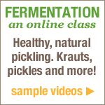 Fermentation Friday: Ways to Get More Ferments in Your Diet « Pickle Me Too