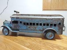 keystone bus buddy l large pressed steel