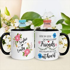 Little Sister Gifts, Birthday Gifts For Sister, Mom Birthday, Valentine Day Gifts, Gifts For Female Friends, Presents For Friends, Gifts For Him, Best Friend Christmas Gifts, Christmas Mugs