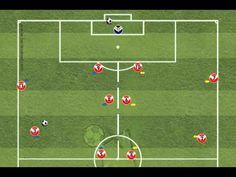 - Fitness in Soccer Soccer Training Drills, Soccer Coaching, Youtube, Exercise, Fitness, Soccer Workouts, Training, Soccer Drills, Football Drills