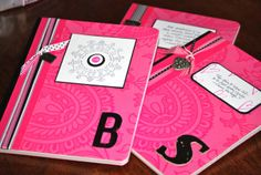 Altered Composition Books