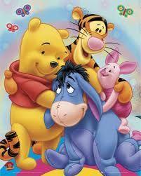 Eeyore and friends