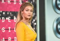 LOS ANGELES, CA - AUGUST 30:  Model Gigi Hadid attends the 2015 MTV Video Music Awards at Microsoft Theater on August 30, 2015 in Los Angeles, California.  (Photo by Jason Merritt/Getty Images) via @AOL_Lifestyle Read more: http://www.aol.com/article/entertainment/2016/11/14/gigi-hadid-allure-magazine-december-issue/21605440/?a_dgi=aolshare_pinterest#fullscreen