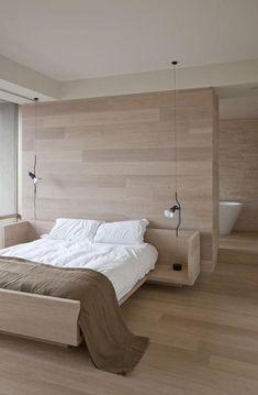 Awesome Minimalist Master Bedroom Decorating Ideas - nellwyn news Stylish Bedroom, Cozy Bedroom, Dream Bedroom, Bedroom Ideas, Contemporary Bedroom, Modern Bedroom, Master Bedrooms, Design Furniture, Bedroom Furniture