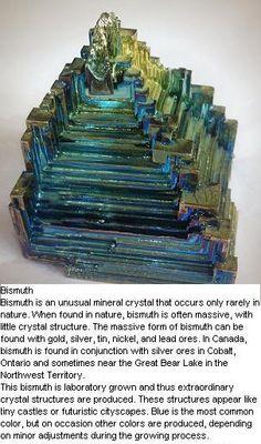 Bismuth #AMAZMERIZING