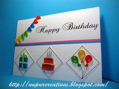nupur creatives: First CAS Card