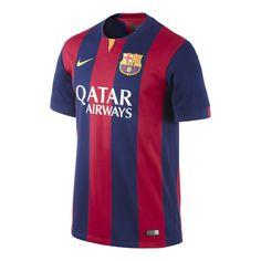 Barcelona Soccer Jersey 2014 2015