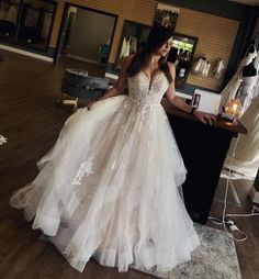 Find the designer wedding gown of your dreams at Carolina Bridal World. Carolina Bridal World offers nationally advertised designer gowns in 2 locations of bridal bliss. Browse the largest selection of bridal gowns from simple elegance to an exquisite ball gown ranging in sizes from 4-28.