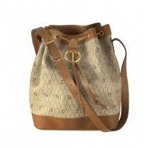 Christian Dior Drawstring m/pouch