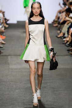 Sfilata Rag & Bone New York - Collezioni Primavera Estate 2013 - Vogue Sport Fashion, Love Fashion, Girl Fashion, Fashion Show, Fashion Outfits, Fashion Design, Nyc Fashion, Fashion Weeks, Spring Fashion