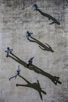 murals by anders gjennestad aka strøk