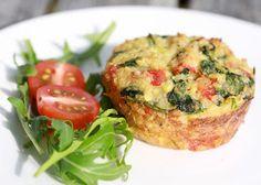 Thermomix: Quinoa four veg cakes