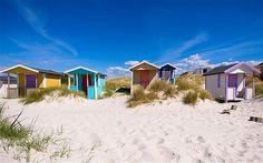 Nos despedimos del #verano con esta imagen de la playas de Falsterbo, Suecia
