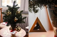 Weihnachtsdeko von Labbé