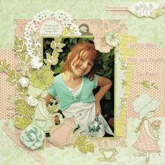 Look what I found on #blitsy! Kaisercraft - Lil' Primrose