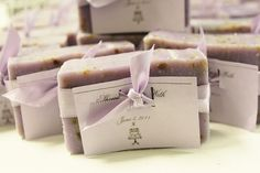 Keri, I can make these for wedding favors. I can also do lotion, bubble bath, lip salve, etc.