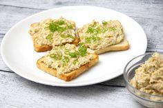 Tojásos tonhalkrém
