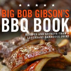 Big Bob Gibson's Bar-B-Q White Sauce