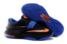 quality design 88f70 86924 1830   Kd 7 Herr Royal Svart Blå Orange SE032372jtkvdDgFy Nike Sneakers, Nike  Kd Shoes