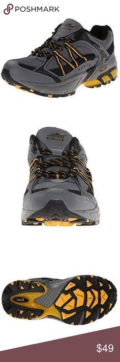 ed8103977a9e09 Avia Forte Boys Kids Youth Athletic Running Shoe 5 NWT