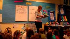 Freundlichteaching- awesome 1st grade teacher vid- ideas for classroom management and lesson planning