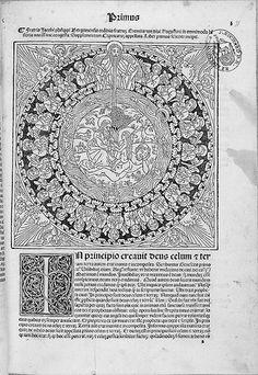 Amsterdam   Special Collections: Jacobus Philippus de Bergamo. Supplementum chronicarum. Venezia, Bernardinus Benalius 1486