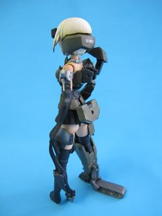 A very popular series of art work and model kits coming out of Japan with a soon to be released anime. When snapped the model is very toy like and in this vi. Frame Arms Girl, Popular Series, Watch V, Artwork, Youtube, Model, Anime, Work Of Art, Auguste Rodin Artwork