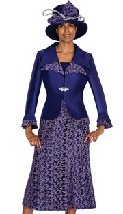G5312-PUR-IH,All GMI Fall And Holiday Church Suits 2016