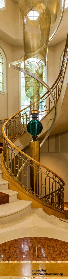 #Luxury Stairways #Luxurydotcom                                                                                                                                                      More