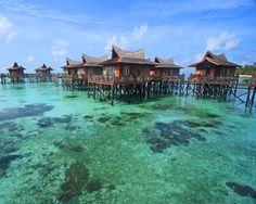 Sitios de Atracción de Turista de Malasia