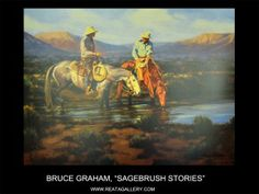 """Bruce Graham, """"Sagebrush Stories"""""""