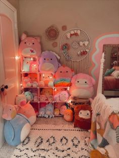 Indie Room Decor, Cute Bedroom Decor, Room Design Bedroom, Aesthetic Room Decor, Room Ideas Bedroom, Kawaii Bedroom, Cute Room Ideas, Pretty Room, Gamer Room