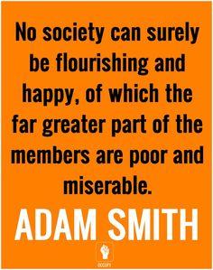 Adam Smith- the father of economics.