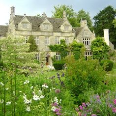 Barnsley House Garden, Cirencester, Gloucestershire