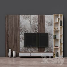 models: Other - TV Zona 25 unit Design Tv Unit Decor, Tv Wall Decor, Wall Tv, Tv Cabinet Design, Tv Wall Design, Tv Unit Furniture Design, Tv Wanddekor, Living Room Tv Unit Designs, Tv Unit For Bedroom