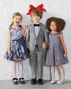 Boys Glen Plaid Suit - When it's time to dress for a special event, your guy will rise to the occasion in this stylish, well-made suit. Machine Wash.