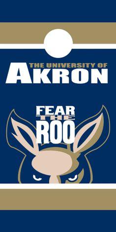 The University Of Akron Zips Wallpaper 2 University Of