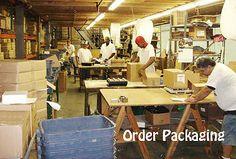 Order Processing at Fetpak