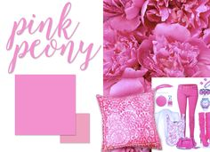 Pink Peony from Uppercase Living.