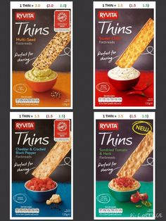 Ryvita Thins Aldi Slimming World Syns, Asda Slimming World, Slimming World Syn Values, Slimming World Treats, Slimming World Tips, Slimming World Recipes Syn Free, Slimming Eats, Syn Free Food, Syn Free Snacks